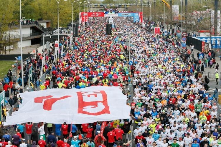 ORLEN Warsaw Marathon już 23 kwietnia 2017 r. To ostatni moment, by dobrze przygotować się do startu