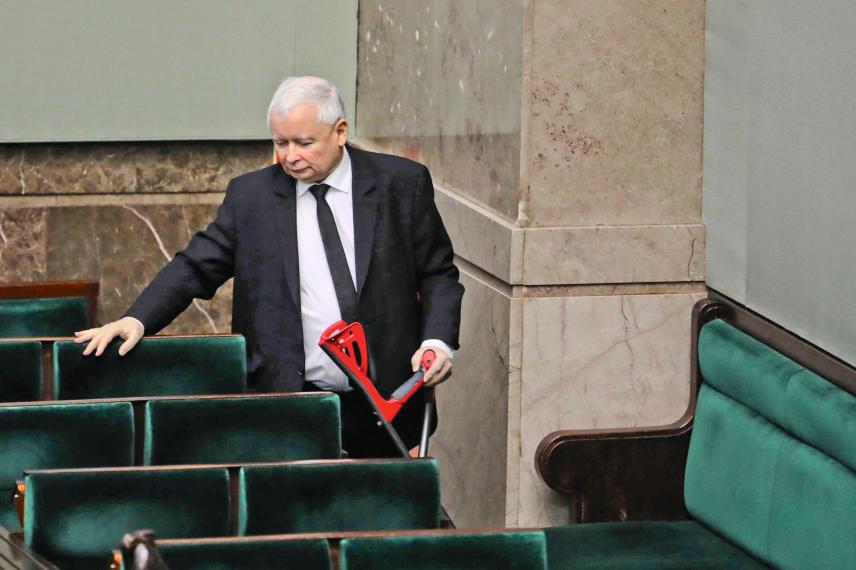 fot. Wojciech Olkuśnik/PAP
