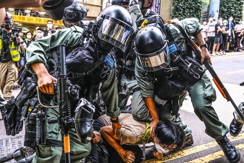 fot. Willie Siawillie Siau/Zuma Press/Forum